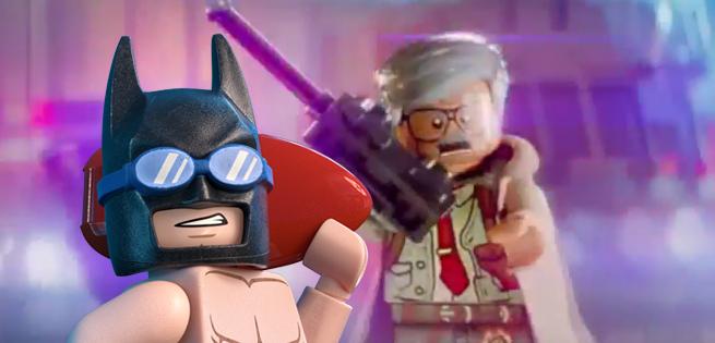 First Look at Commissioner Gordon in New LEGO Batman TV Spot