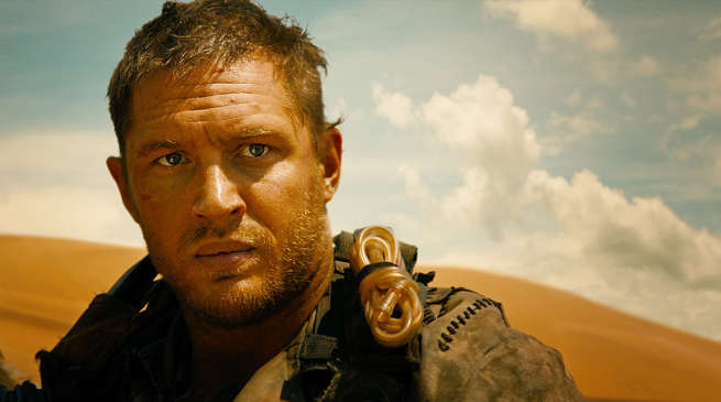 Tom Hardy Is Game For A Mad Max Sequel