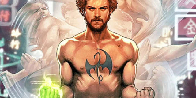Marvel Defenders Iron Fist Finn Jones