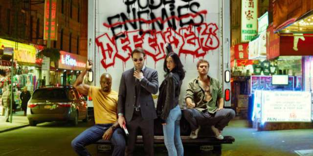 Marvel's The Defenders 2