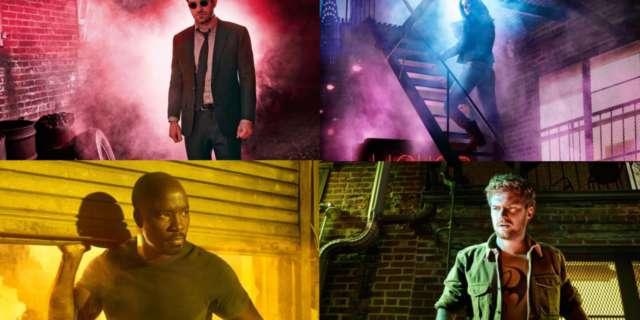Marvel's The Defenders - EW Photos