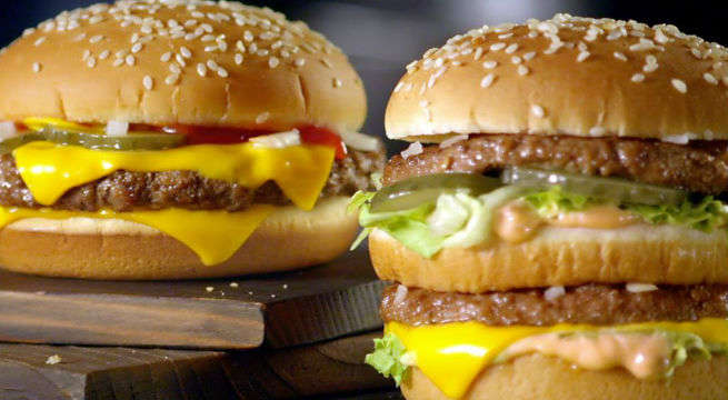 McDonald's To Roll Out 2 New Big Mac Sizes Nationwide This Week