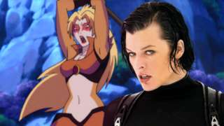 Mila Jovovich as Cheetarah in Thundercats