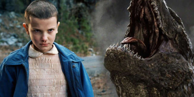 Millie B Brown Godzilla 2 King Monsters stranger Things