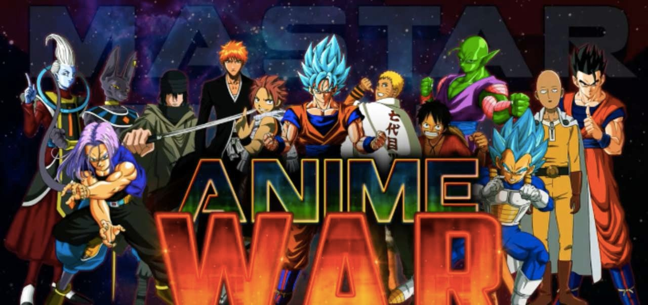 Dragon ball z naruto one punch man and more clash in epic fan video reheart Images