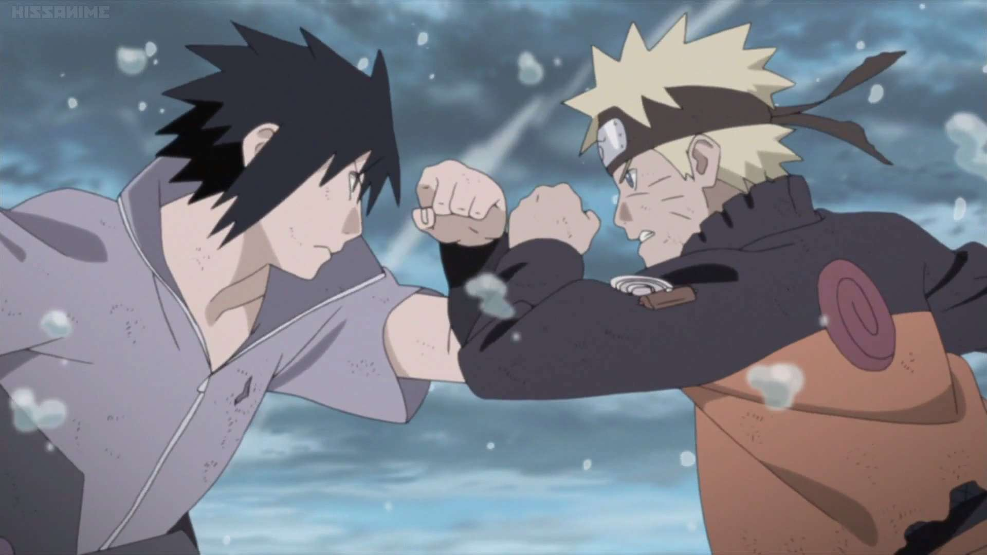 5 naruto shippuden battles youll never forget naruto vs sauske fight reheart Gallery