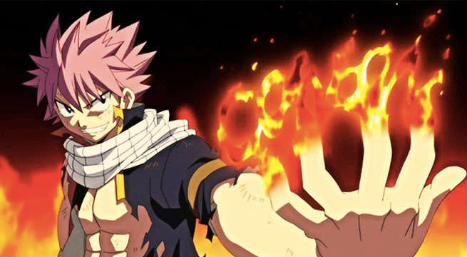 Top 5 Strongest Fairy Tail Characters