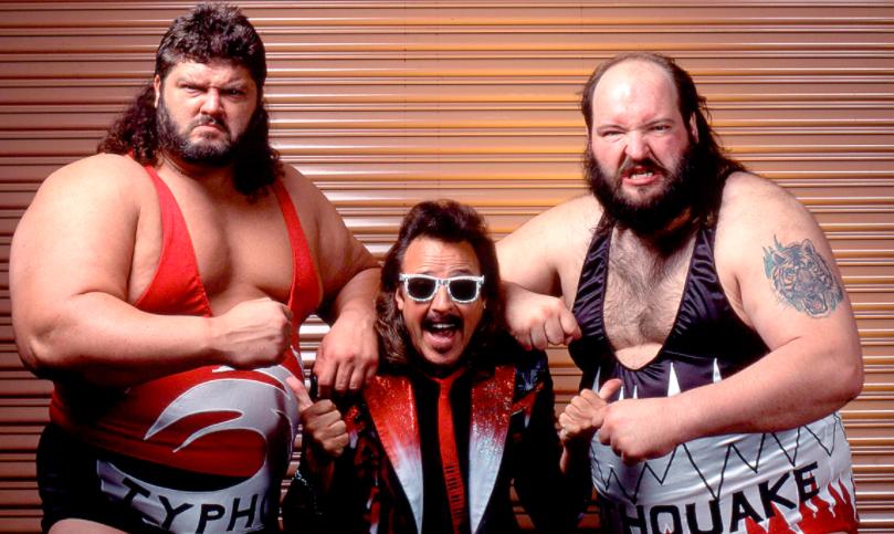 Natural Disasters WWE