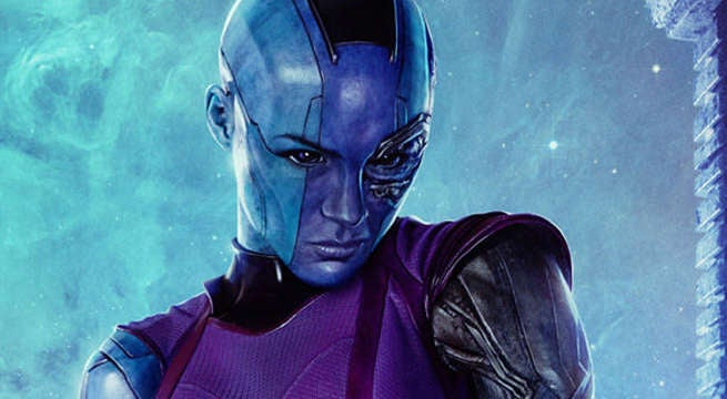 Guardians Of The Galaxy Originally Intended To Kill Off Nebula