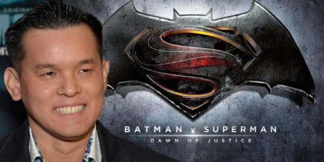 New Easter Egg Batman V Superman Jay Olivia
