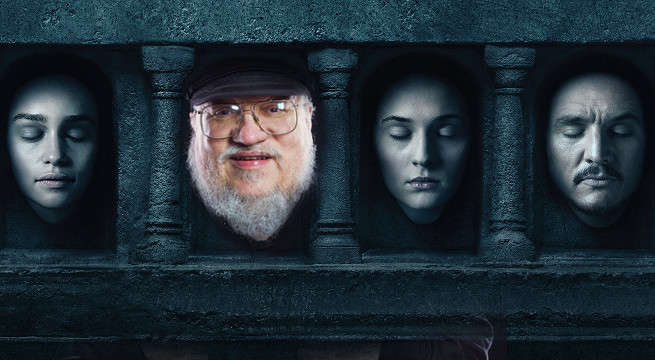 George R R Martin To Release New Game Of Thrones Story This Year