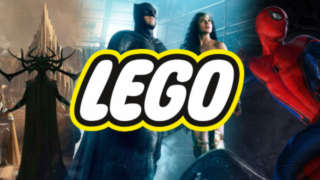 new lego spider-man homecoming thor ragnarok justice league