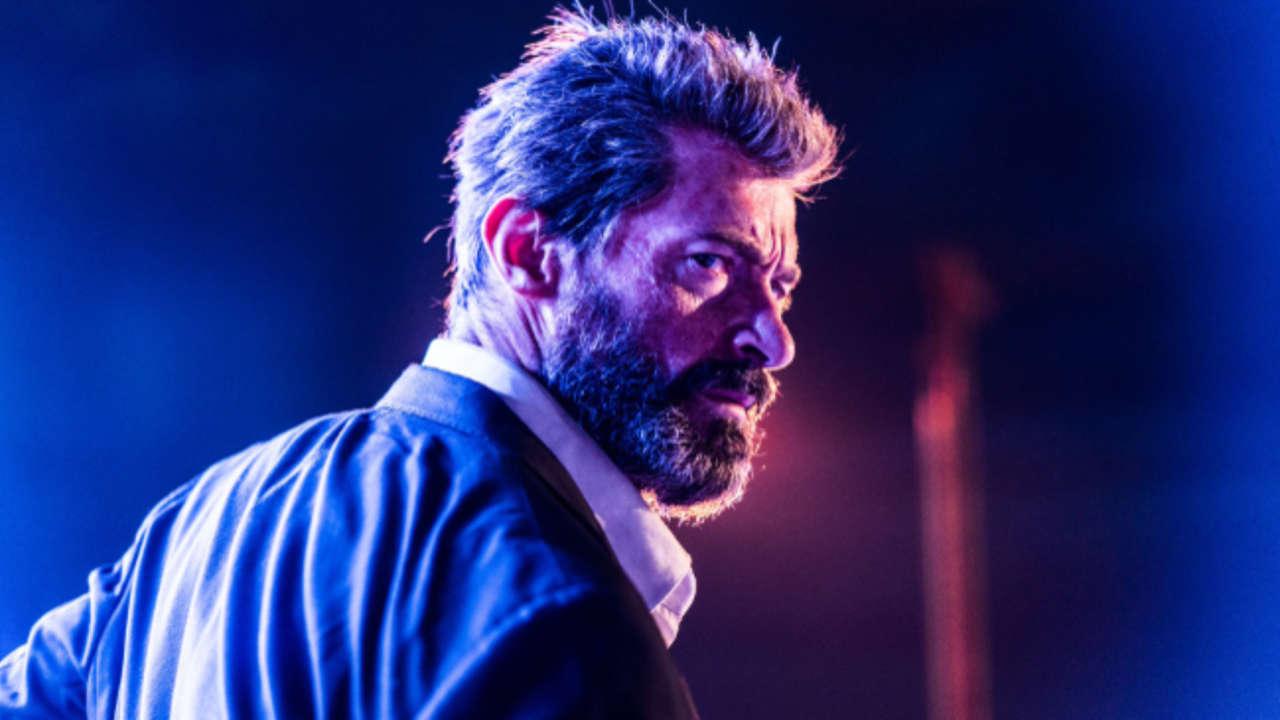 Old Man Logan Hugh Jackman as Wolverine 3