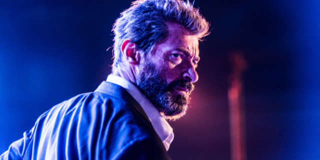 Old Man Logan Hugh Jackman as Wolverine 3