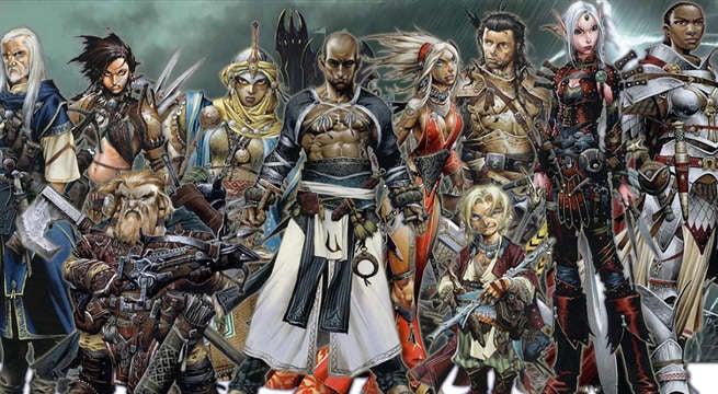 Pathfinder-Heroes