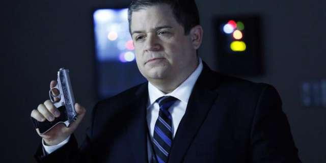 Patton Oswalt Agents of Shield season 4