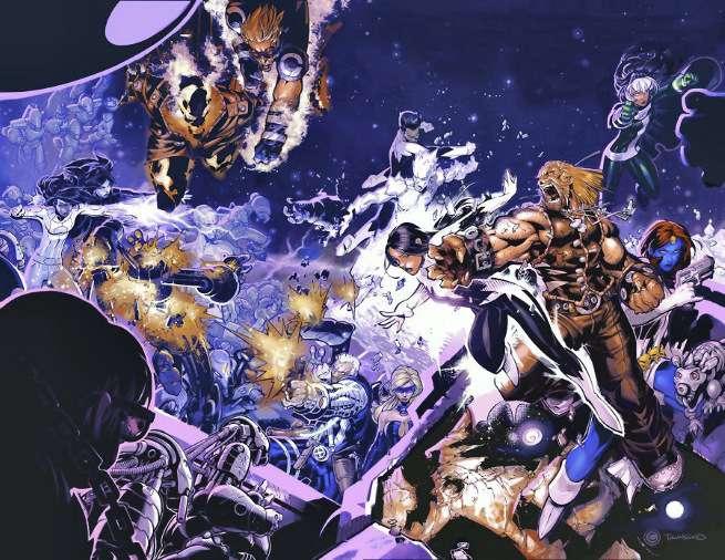 X-Men Supernovas