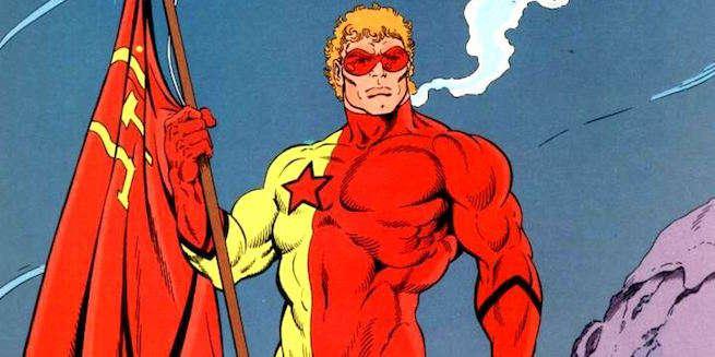 red-star-dc-comics