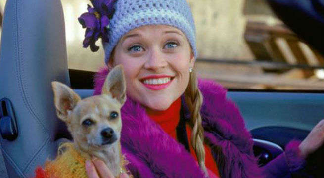Reese Witherspoon Is Totally Ready For Legally Blonde 3