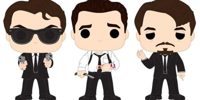 reservoir dogs funko