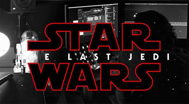 Star Wars: The Last Jedi Director Rian Johnson Teases Opening Crawl