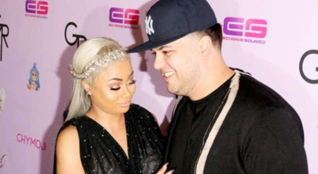 Blac Chyna Wishes Ex Rob Kardashian Happy Birthday Amid Legal Battle