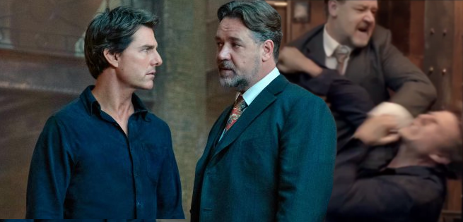 Did The Mummy Stars Tom Cruise and Russell Crowe Feud on Set?