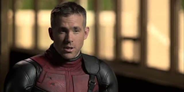 Ryan Reynolds Wont Start Deadpool 2 til ready