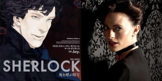 Sherlock A Scandal In Balgravia