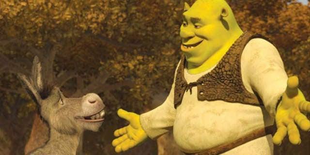 shrek movie donkey
