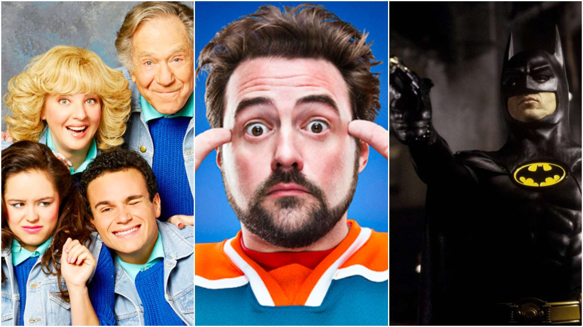 Kevin Smith To Direct A Batman '89 Episode Of The Goldbergs