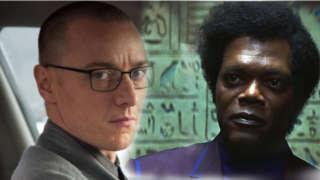 Split Movie Ending Unbreakable Connection Mr. Glass Horde