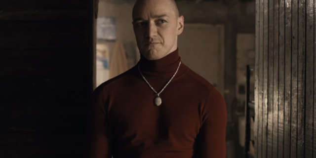 Split Movie James McAvoy as Patricia
