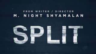 Split Movie Title Header
