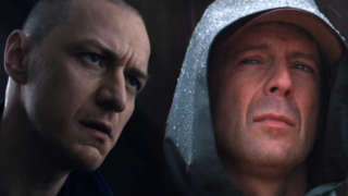 Split Sequel James McAvoy vs Bruce Willis