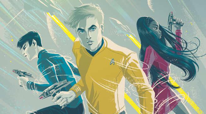 Star Trek Boldly Go Spock Borg Immunity Spoilers