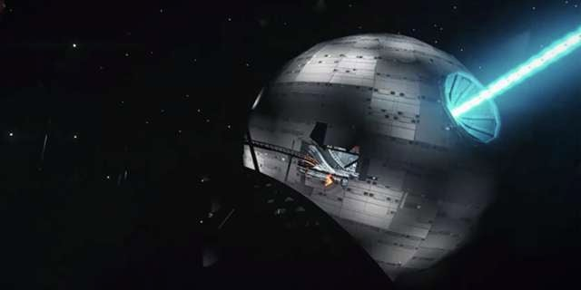 star wars death star coaster