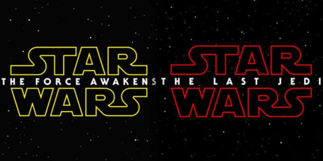 Star Wars Episode VII and VIII Titles