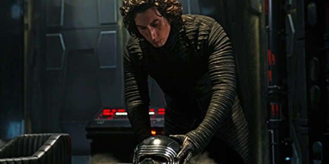 Star Wars Episode VIII Kylo Ren Humanity