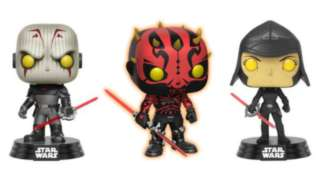 Star Wars Rebels Pops