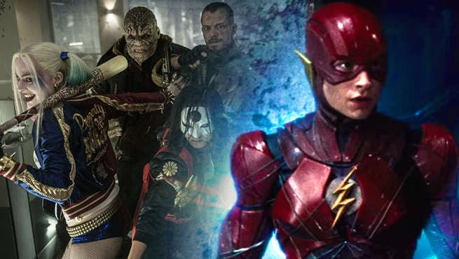 The Flash Easter Egg Found In Suicide Squad Files