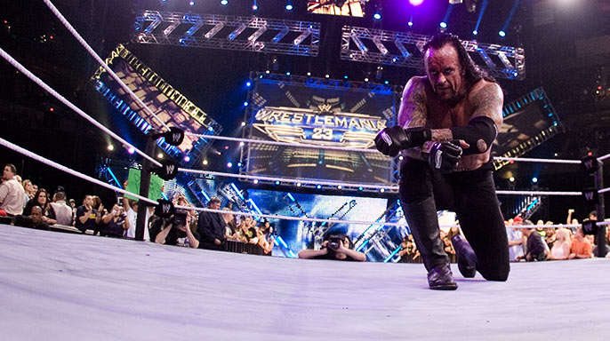 Taker wins 07 Rumble