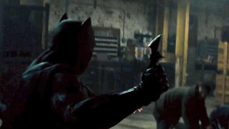 The Batman Solo Movie Action Sequences