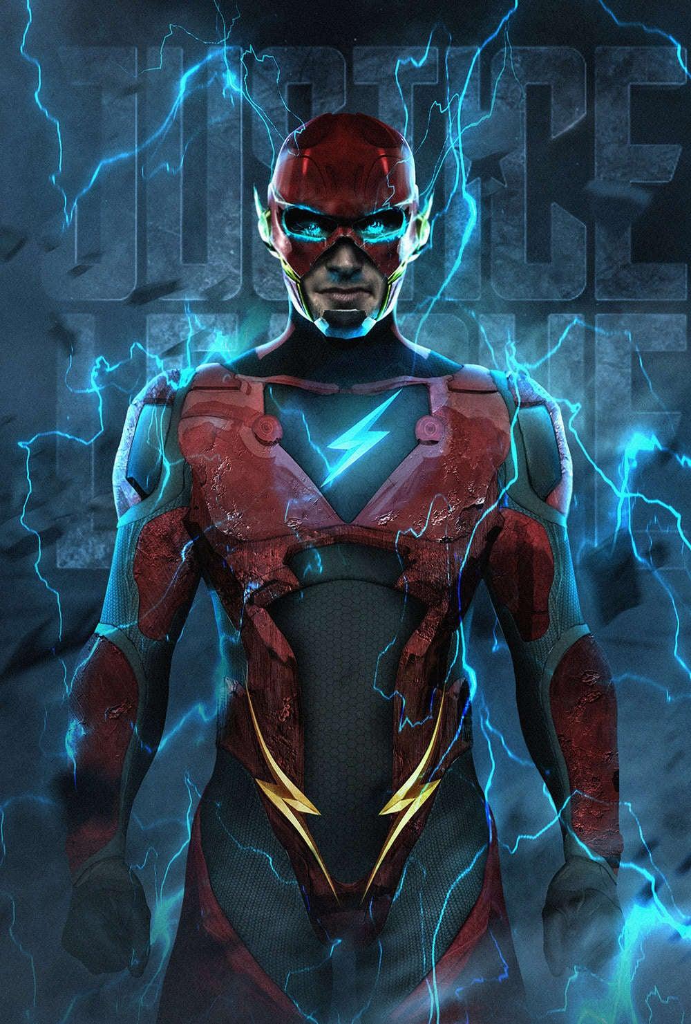 Justice league - Super hero flash ...