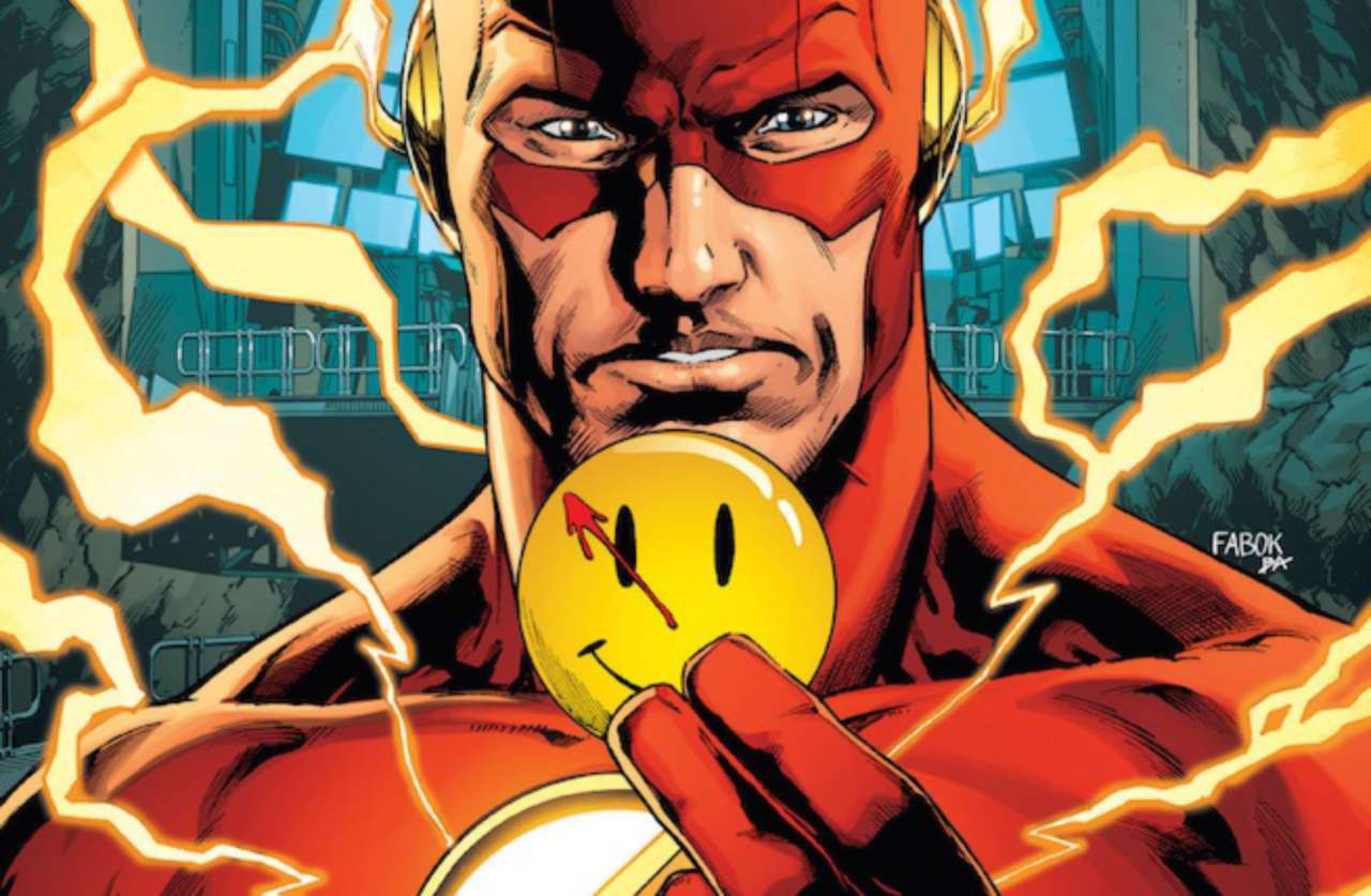 The Flash #21: The Button Part 2 | Comic Commentary