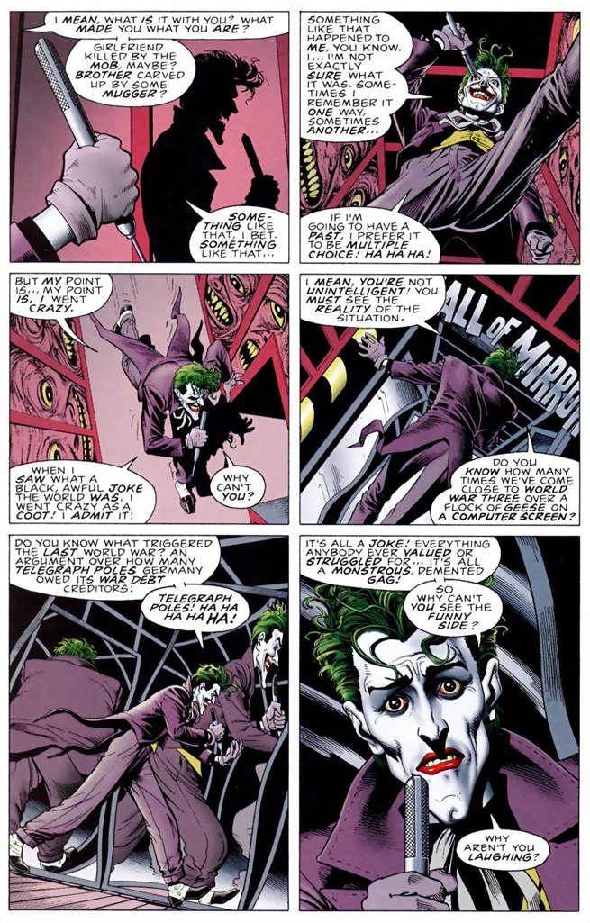 Batman The Killing Joke (1988 ... - View Comic