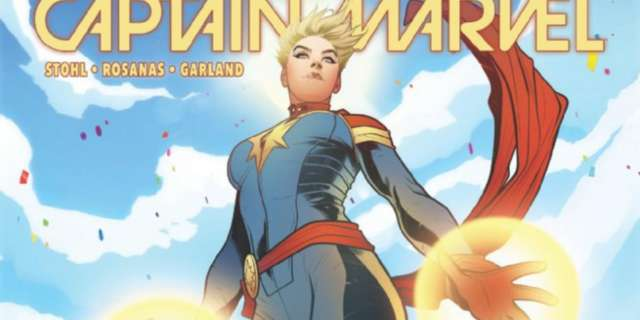 The Mighty Captain Marvel #1