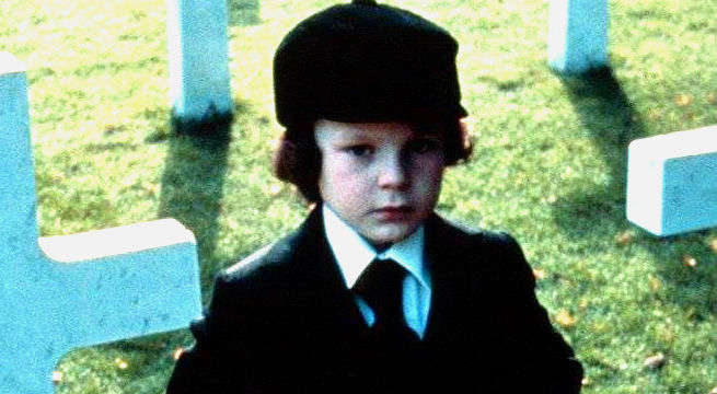 The Omen Actor Who Played Damien Went On A Rampage And Beat Down A Cyclist