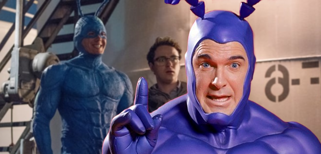 Patrick Warburton Would Have Reprised Role For Amazon's The Tick