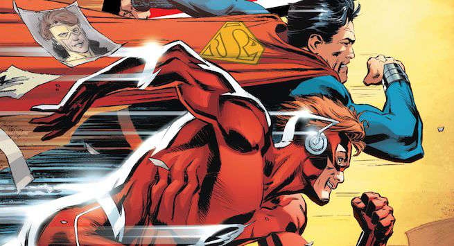 Titans writer dan abnett on how the supermanwally west reunion came titans writer dan abnett on how the supermanwally west reunion came to be altavistaventures Choice Image